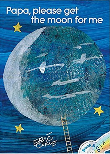 Eric Carle Papa Please Get The Moon For Me Book & CD Book And CD