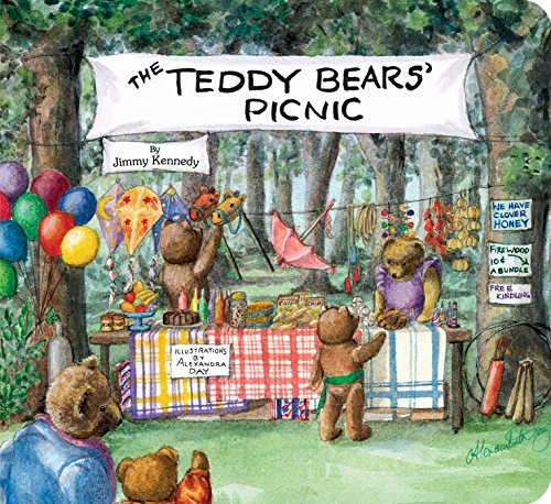 Jimmy Kennedy The Teddy Bears' Picnic