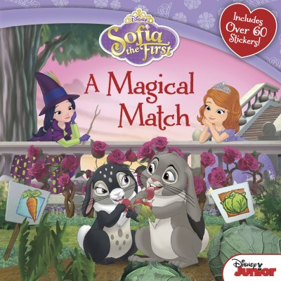 Disney Book Group Sofia The First A Magical Match