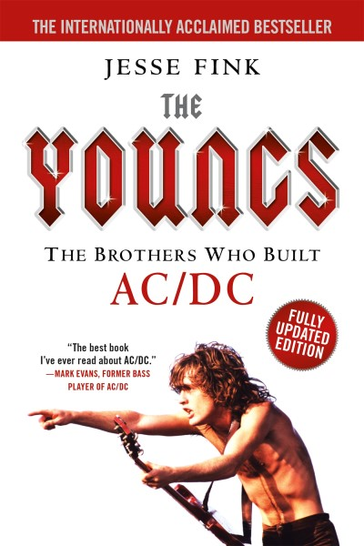 Jesse Fink The Youngs The Brothers Who Built Ac Dc
