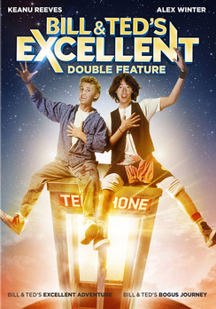 Bill & Ted's Double Feature DVD Pg