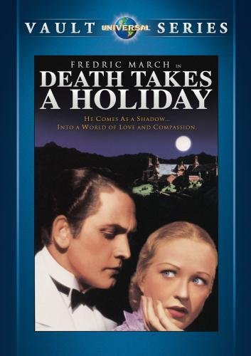 Death Takes A Holiday Death Takes A Holiday DVD Mod This Item Is Made On Demand Could Take 2 3 Weeks For Delivery