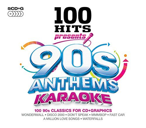 100 Hits Presents 90s Anthems 100 Hits Presents 90s Anthems Import Gbr 5 CD