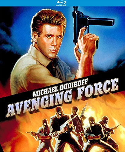 Avenging Force Dudikoff James Blu Ray R