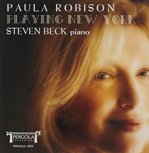 Robison Paula Beck Steven Playing New York