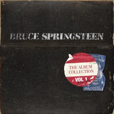 Bruce Springsteen The Album Collection Vol. 1 1973 1984