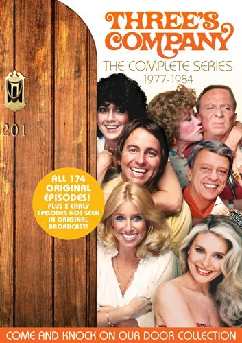 Three's Company Complete Series DVD