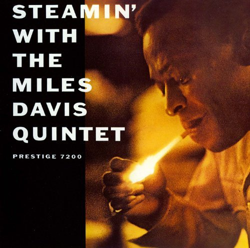 Miles Davis Steamin' With The Miles Davis Import