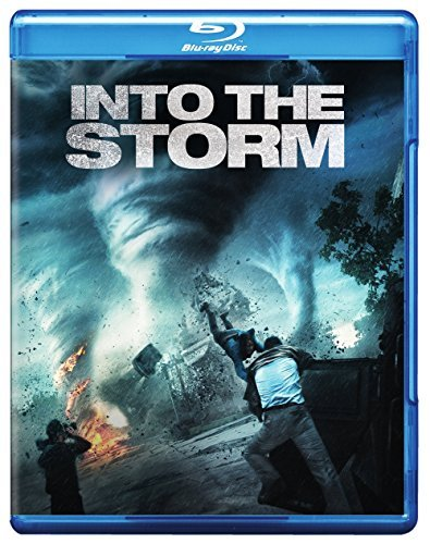 Into The Storm Armitage Callies Walsh Blu Ray DVD Dc Pg13