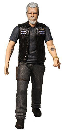Action Figure Sons Of Anarchy Clay Morrow