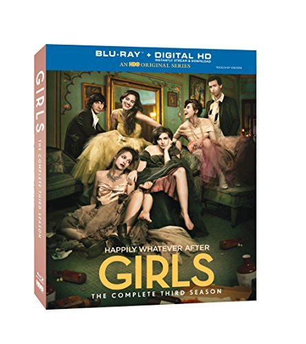 Girls Season 3 Blu Ray
