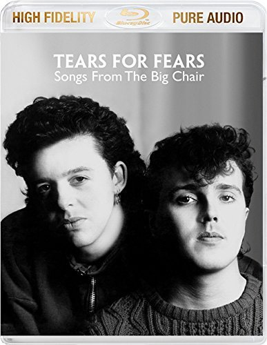 Tears For Fears Songs From The Big Chair Blu Ray Audio