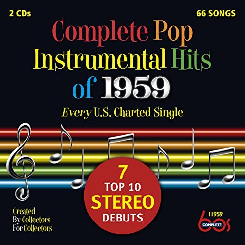 Complete Pop Instrumental Hits Complete Pop Instrumental Hits