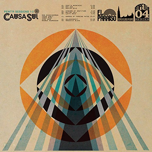 Causa Sui Pewt'r Sessions 1 2 2 CD