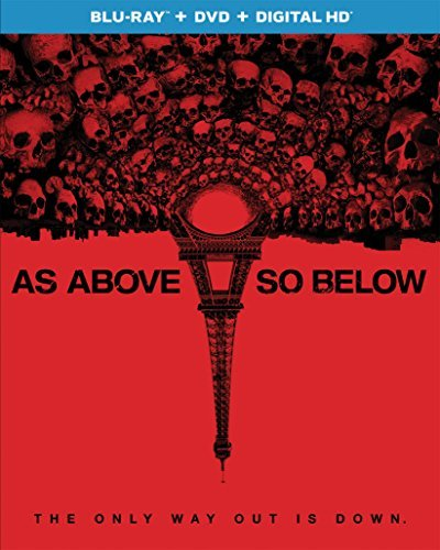 As Above So Below Weeks Feldman Hodge Blu Ray R