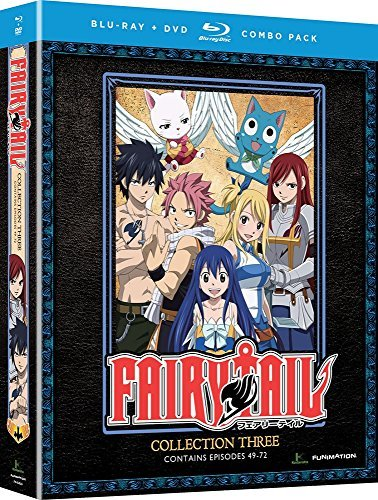 Fairy Tail Collection 3 Collection 3