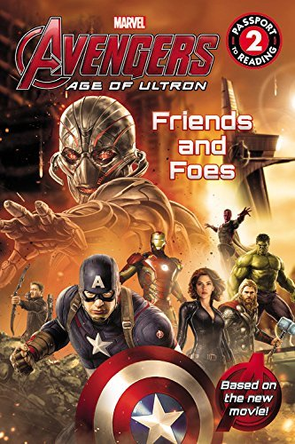 Tomas Palacios Marvel's Avengers Age Of Ultron Friends And Foes