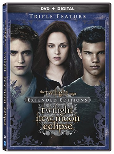 Twilight New Moon Eclipse Triple Feature