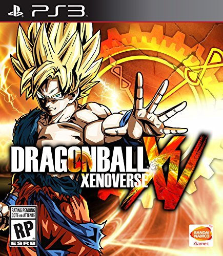 Ps3 Dragon Ball Xenoverse