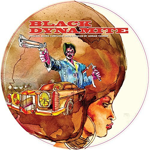 Adrian Younge Younge Adrian Score Picture Disc