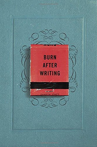 Sharon Jones Burn After Writing