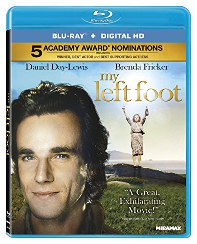 My Left Foot Day Lewis Fricker Blu Ray Dc R