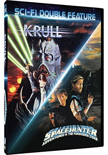 Sci Fi Double Feature Krull Spacehunter Adventures In The Forbidden Zone