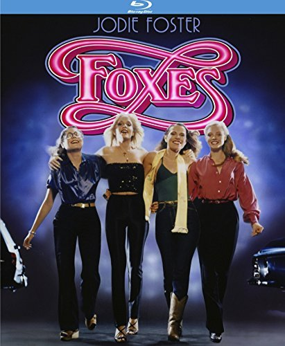 Foxes Foster Currie Kagan Blu Ray R