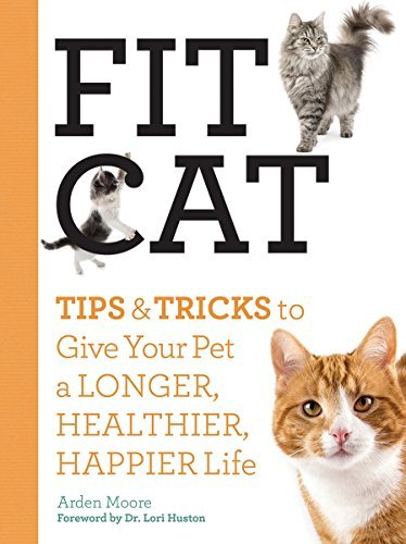 Arden Moore Fit Cat Tips And Tricks To Give Your Pet A Longer Health