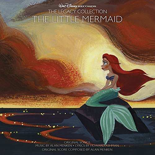 Little Mermaid Soundtrack Legacy Collection