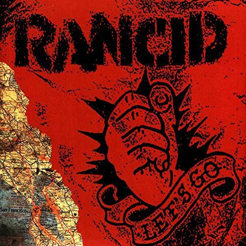 Rancid Let's Go (20th Anniversary Reissue) (inc