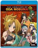 Ambition Of Oda Nobuna Complete Collection Blu Ray Nr