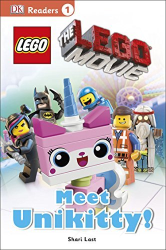 Warner Bros Entertainment Dk Readers L1 The Lego Movie Meet Unikitty!