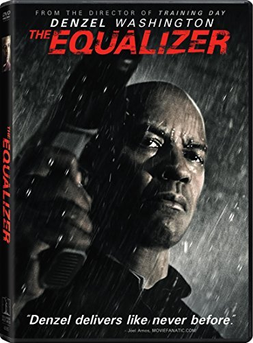 Equalizer Washington Csokas Grace DVD R