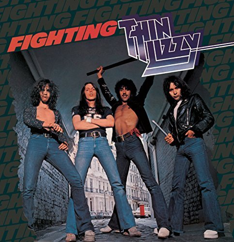 Thin Lizzy Fighting