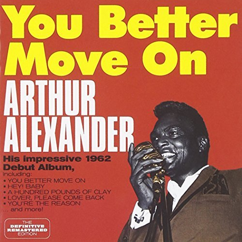 Arthur Alexander You Better Move On Import Esp