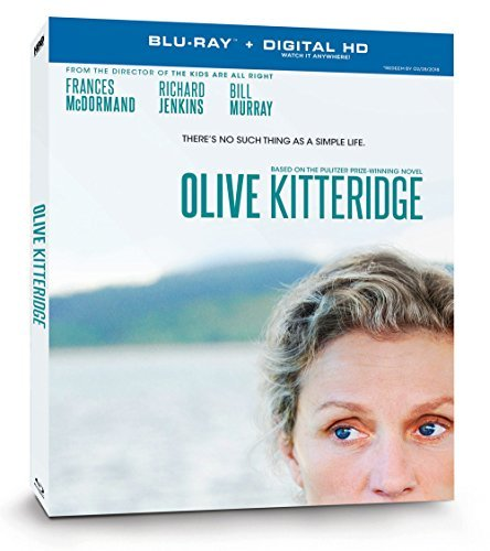 Olive Kitteridge Mcdormand Jenkins Murray Blu Ray Dc Nr