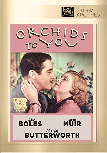 Orchids To You Orchids To You DVD Mod This Item Is Made On Demand Could Take 2 3 Weeks For Delivery