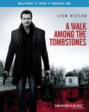 Walk Among The Tombstones Neeson Stevens Blu Ray DVD Dc