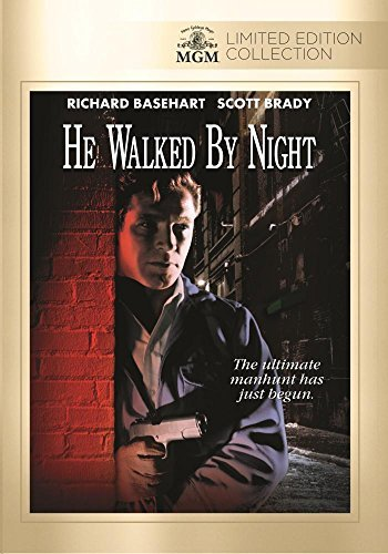 He Walked By Night He Walked By Night DVD Mod This Item Is Made On Demand Could Take 2 3 Weeks For Delivery