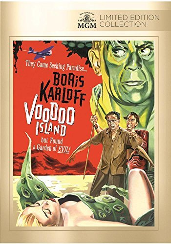 Voodoo Island Karloff Tyler DVD Mod This Item Is Made On Demand Could Take 2 3 Weeks For Delivery