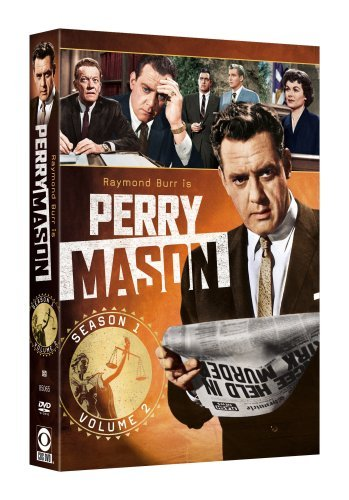 Perry Mason Vol. 2 Season 1 Clr Nr 5 DVD