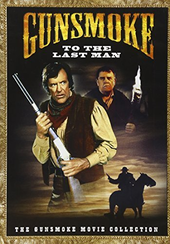 Gunsmoke To The Last Man Arness Hingle Mulhern Lively DVD R