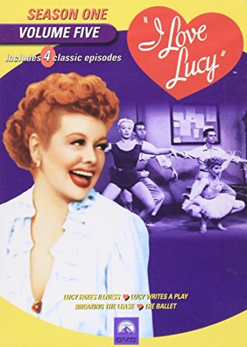 I Love Lucy I Love Lucy Vol. 5 Season One Bw Cc Spa Sub Nr