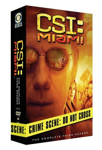 Csi Miami Season 3 DVD Nr