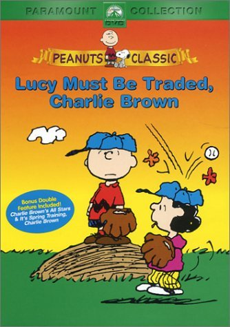 Peanuts Lucy Must Be Traded Charlie Br Clr Nr