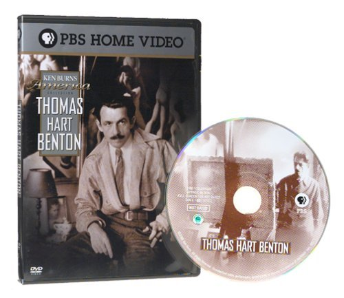 Thomas Hart Benton Ken Burn's America Collection Clr Bw Ws Nr