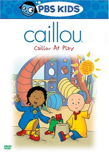 Caillou Caillou At Play Clr Chnr