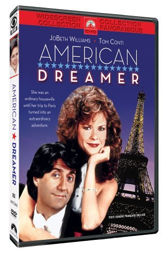 American Dreamer Williams Conti DVD Pg