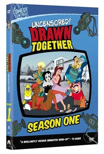 Drawn Together Season 1 DVD Drawn Together Season 1